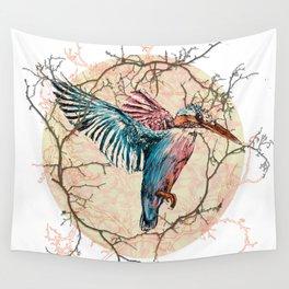 Toxiphobia Avis Wall Tapestry