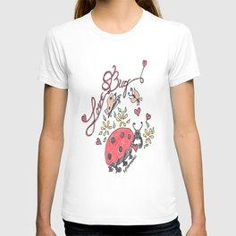 """""""Love Bug"""" T-shirt"""