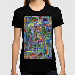 Tiled City T-shirt