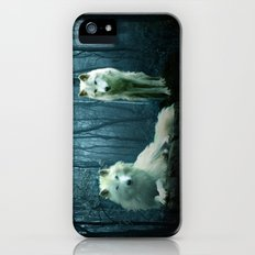 Wolves iPhone (5, 5s) Slim Case