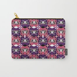 spider pattern Carry-All Pouch