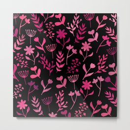 Lovely Pattern XV Metal Print