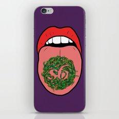 WORMS! iPhone & iPod Skin