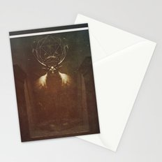 Caribou Stationery Cards