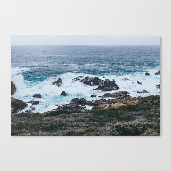 Northern California Coast Photography Canvas Print