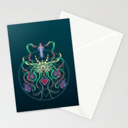 Nameless Fiend Stationery Cards