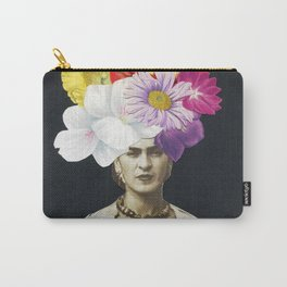 Beautiful Frida Carry-All Pouch