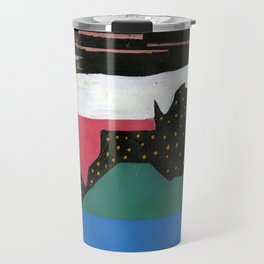It Rained. It Rained. It Rained Travel Mug