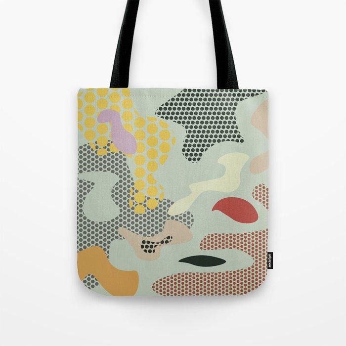 SPAM Tote Bag