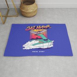Ski Hawk Rug