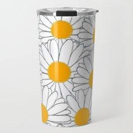 Marguerite-103 Travel Mug