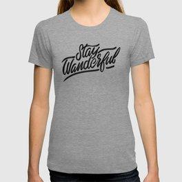 Stay Wanderful T-shirt