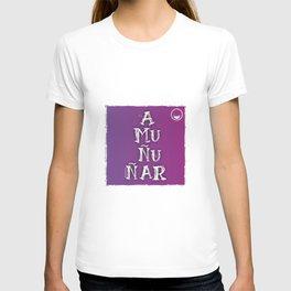 """""""Amuñuñar"""" T-shirt"""