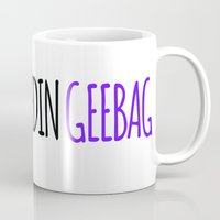 tote bag Mugs featuring SUCHA TOTE BAG by Amanda C Hughes