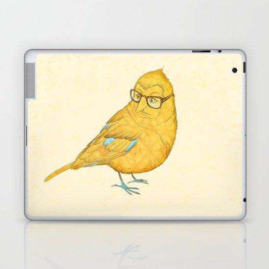 hipster birdy Laptop & iPad Skin