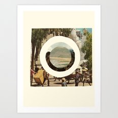 Worldview Art Print