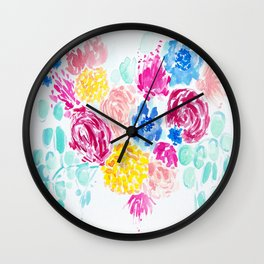 Kelley's Garden Wall Clock