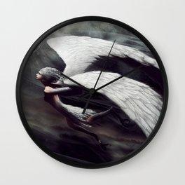 Ocypete Wall Clock