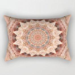 Mandala Compassion Rectangular Pillow