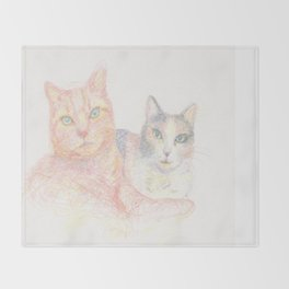 Duncan and Coleco Throw Blanket