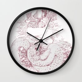 youtubed Wall Clock