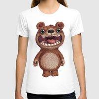 bioworkz T-shirts featuring Eddy by Greg Abbott