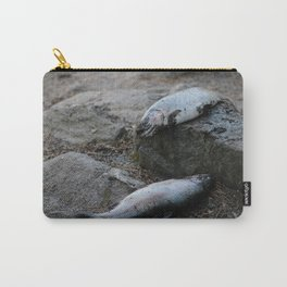 NEWLY CAUGHT Carry-All Pouch