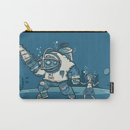 Number One Daddy Carry-All Pouch