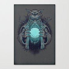 Fortune Teller Canvas Print