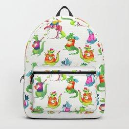 Dragon Band Backpack