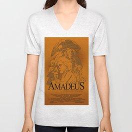 Amadeus Unisex V-Neck