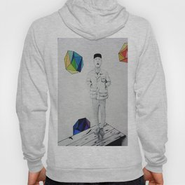Abstract Art Hoody