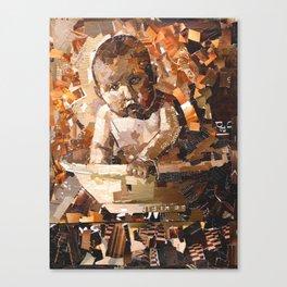 Baby Virgil Canvas Print