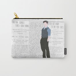 JACK KELLY – NEWSIES Carry-All Pouch