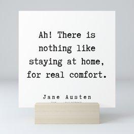 14    | Jane Austen Quotes | 190722 Mini Art Print