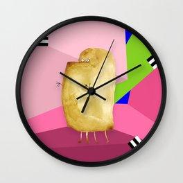 Underbite Monster Retro Wall Clock