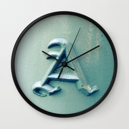 ABCs Wall Clock
