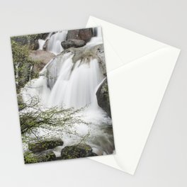 Veil of Water Stationery Cards