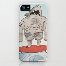 Surf Shark iPhone (5, 5s) Slim Case
