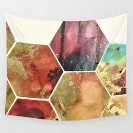 Honeee bee Wall Tapestry
