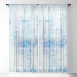 Pastelness Sheer Curtain