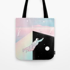 Edge of Existence Tote Bag
