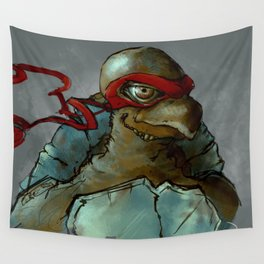 Photogenic raph Wall Tapestry