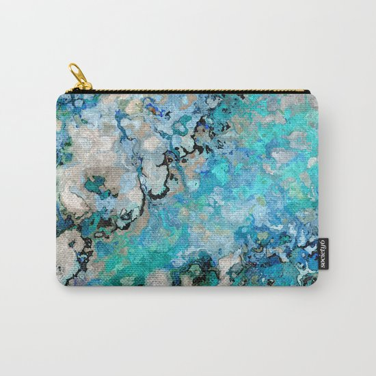 Marble Art V7 Carry-All Pouch