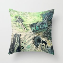 LOVE ALWAYS REMAINS Throw Pillow