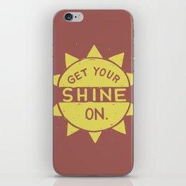 SH/NY iPhone Skin