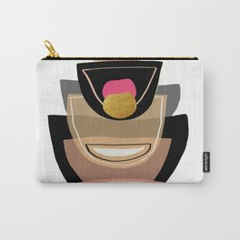 Modern minimal forms 16 Carry-All Pouch