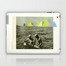 Holiday in the Mountains Laptop & iPad Skin