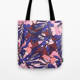 Pink Olives Tote Bag