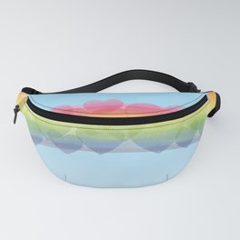 Rainbow Connection Fanny Pack